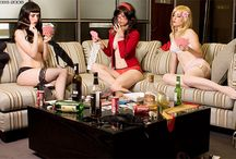 Strip Poker / by CalvinAyre.com