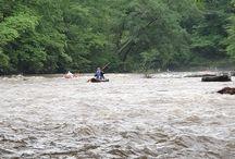 Kayaking / by Heather Burnette