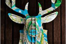 Feeling Crafty / by Lisa Steeland
