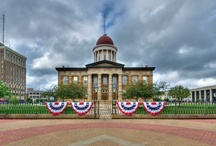 Springfield, IL / Enjoy a day trip to the hometown of President Abraham Lincoln.  Home to numerous historic sites, excellent dining and fabulous restaurants.  Only 80 miles from Harpole's Heartland Lodge, Springfield is a perfect day trip! / by Harpole's Heartland Lodge