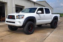 Toyota / Who said imports are always sport compacts? Toyota brings the muscle with these trucks. / by ReadyLIFT Suspension