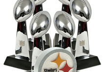 Steeler Nation / UNTIL. I. DIE. / by Clarence Hill