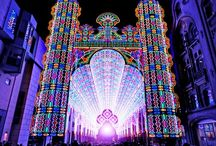 Amazing Art & Architecture / by Dahlia Holmes