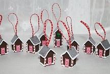 Gingerbread Christmas / by Rachel Carlisle