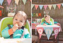 Birthday Party / by Kiti Carmona