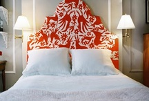 bedroom sconces / by Elizabeth Stevens Morris