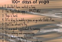 Yoga / by Life as a Running Mom