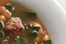 Soups, chillies, and stews / Comforting dishes all in one pot!  / by Christine Walczyk