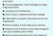 Other Tidbits / Spirituality, Philosophy, Astrology, and other dangerous pursuits.  / by Judith Wettstaed