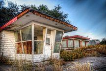 Abandoned . . . . . . . / by Brenda Fitz
