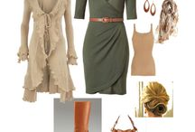 Fall and Winter styles / by Lucinda Corbett