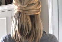 Hair styles / by Mandy Mims