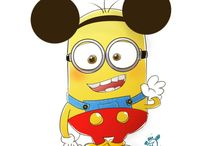 Minion Mayhem / by Mouse Tales Travel