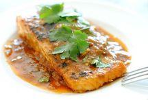 Seafood Recipes / by Ashley Schmitz