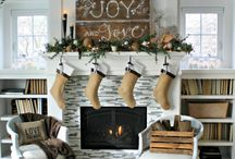 Log Cabin Christmas / by April Walker Nunn