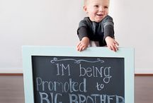 Baby Announcement / by Jennie Tewell