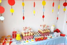 birthday party ideas / by Laurie Gardner