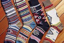 socks. / by Ashley Laughlin