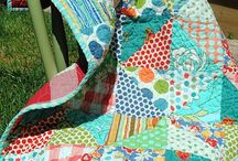 Sew: Quilt / by Heidi Someoneorother