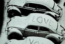 VW Bug love <3 / by Turning Leaf Crafts /Laura Locke