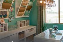 CraftCaveCravings / My dream of a crafting room... / by Stephanie Lynn