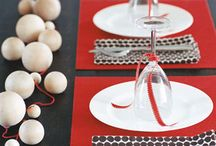 Table Settings/Centerpieces / by Susan Hollingsworth
