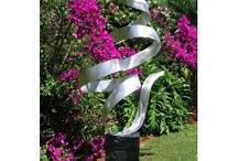 Backyard sculpture / by Tablelabels ™