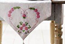 Silk Ribbon  & Embroidery / by Carol Viquez