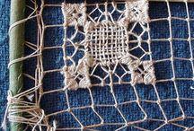Filet lace / by Irene Crea
