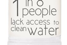 Cwater  facts / by Hanna Smith