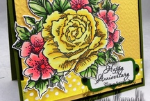 Love is in the Air / by Stampendous Stamps