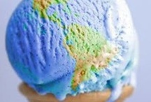 Earth Day / This beautiful world we love in  / by Mary LeSueur