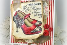 Journey to OZ / by Stampendous Stamps