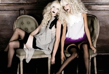 dreams of vogue / capturing quirky style, while day dreaming of high fashion / by EiraShay Barker-Hart