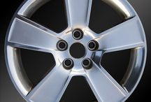 Ford Mustang wheels / by RTW Wheels