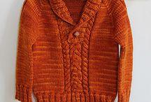 Knitting-boys / by Mary Ann Nash
