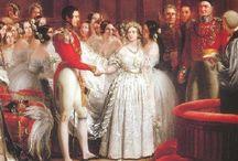That First White Wedding: Queen Victoria / by TwoNerdyHistoryGirls ***