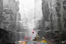 Blessings Come Through Rain Drops / by Katherine Anne Quartermain
