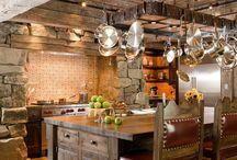 Kitchens / by Melissa Ann