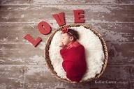 Valentine's Newborn / by Kristine Shirk
