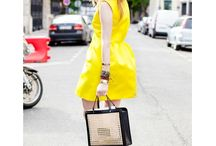 On The Cusp: Yellow / by Cusp by Neiman Marcus