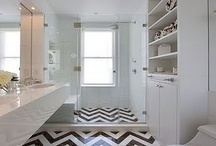 Bathrooms / by Melissa Lenox Design