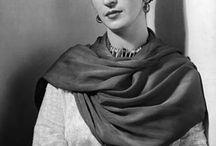 Frida Kahlo / by Ye' Kuana ⚓