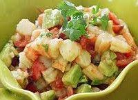 Salads / by Amy Carlson Sabalu