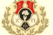 Chi Omega- Founded April 5, 1895 / Chi Omega is one of NPC's 26 member organizations / by National Panhellenic Conference Inc.