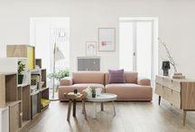 Muuto stacked shelf system / by Charlotte Stubben
