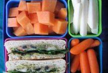 Lunch Ideas / by Brandi Whitaker Kreutzer