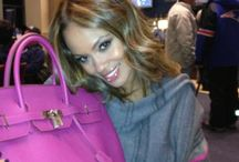 Evelyn Lozada / by bionbeauty