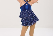 Dance costumes / by Kaitlyn Farr