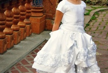 Little girl dress inspiration / by Alexis Haueter